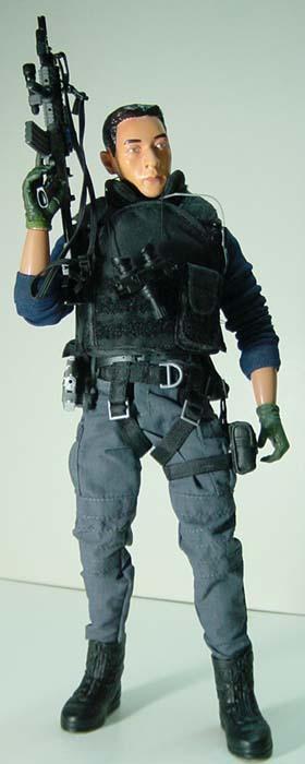 Action Figure Hit Team Joe
